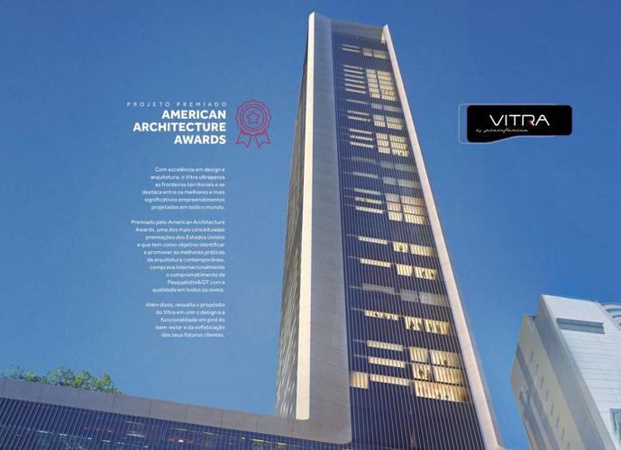 Vitra - Apartamento Alto Padrão a Venda no bairro Centro - Balneário Camboriú, SC - Ref: TF214