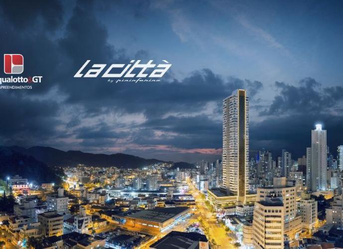 Edifício La Citta - Apartamento a Venda no bairro Estados - Balneário Camboriú, SC - Ref: TF212