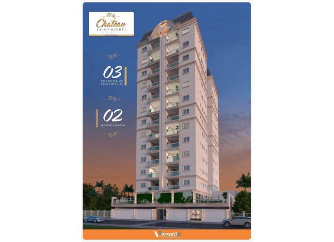 Chateau de Saint Michel - Apartamento a Venda no bairro Meia Praia - Itapema, SC - Ref: TF215