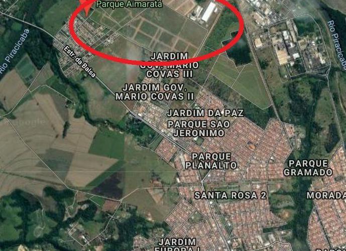 PACAEMBU - Terreno a Venda no bairro Jardim da Balsa II - Americana, SP - Ref: EVTE010