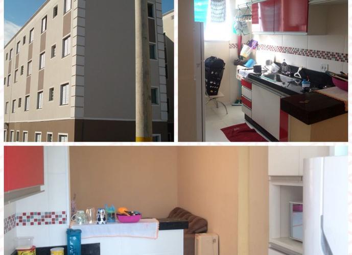 Parque Asteca - Apartamento a Venda no bairro Machadinho - Americana, SP - Ref: EVAP014