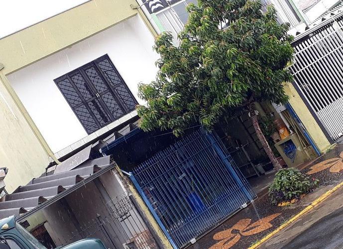 Sobrado a Venda no bairro Jardim Brasil - Americana, SP - Ref: EVSOB005