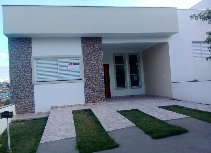 Casa nova térrea Cond. Horto Florestal 3 - Casa em Condomínio a Venda no bairro Horto Florestal - Sorocaba, SP - Ref: CA0083