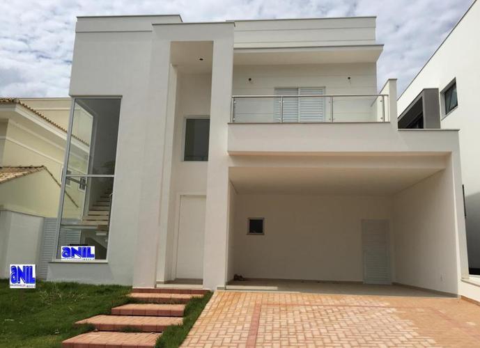 Condomínio Residencial Mont Blanc - Casa em Condomínio a Venda no bairro Vossoroca - Sorocaba, SP - Ref: CA037