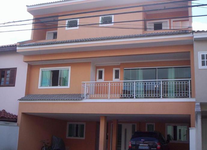 Condomínio Residencial Granja Olga - Casa em Condomínio a Venda no bairro Além Ponte - Sorocaba, SP - Ref: CA036