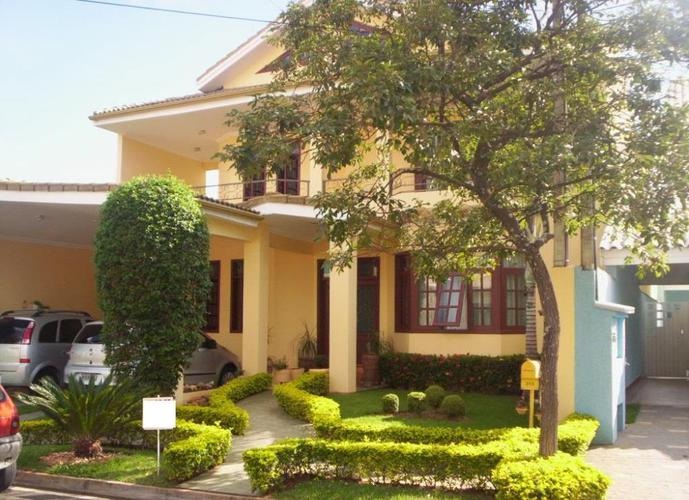 Condomínio Residencial Granja Olga - Casa em Condomínio a Venda no bairro Além Ponte - Sorocaba, SP - Ref: CA035