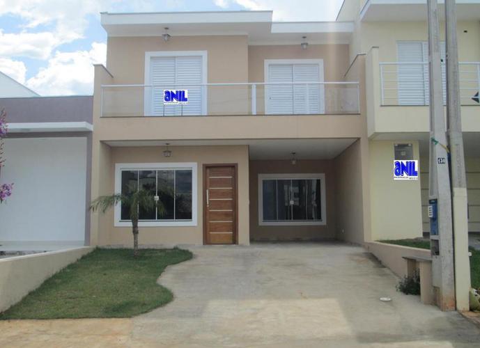 Sobrado Novo Condomínio Residencial Horto Florestal 2 - Casa em Condomínio a Venda no bairro Horto Florestal - Sorocaba, SP - Ref: CA032