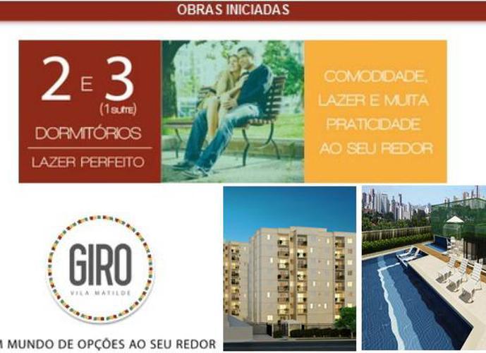 Giro Vila Matilde - Apartamento em Lançamentos no bairro Vila Matilde - São Paulo, SP - Ref: VA95125