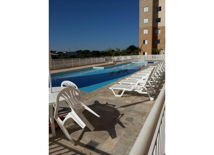 Apartamento 2 dormitórios com lazer completo - Apartamento a Venda no bairro Lagoinha - Ribeirão Preto, SP - Ref: FA05797