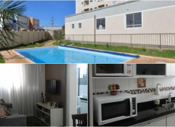 Spazio Acropolis - Apartamento a Venda no bairro Vila Belvedere - Americana, SP - Ref: EV097
