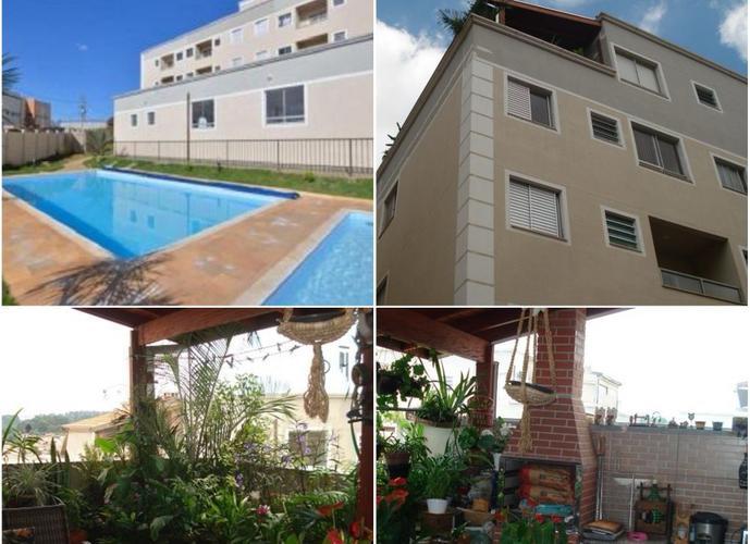 Condomínio Acrópolis - Cobertura Duplex a Venda no bairro Belvedere - Americana, SP - Ref: EV002