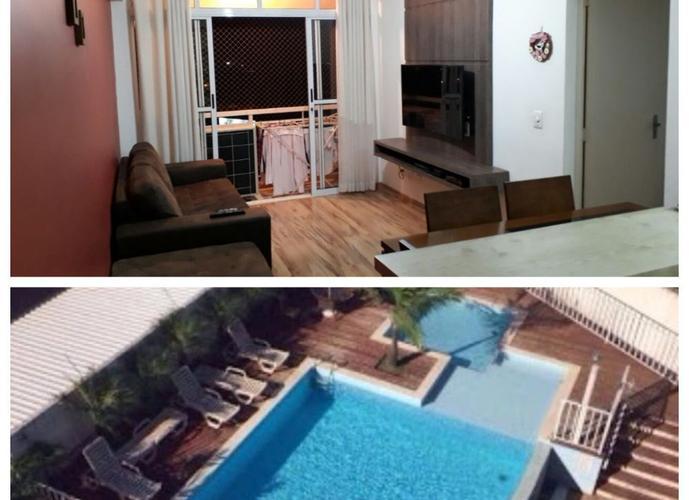 Apartamento a Venda no bairro Vila Omar - Americana, SP - Ref: EVAP003