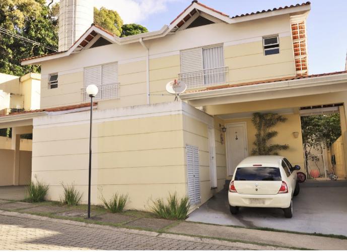 Casa em Condomínio Fechado - Casa em Condomínio a Venda no bairro Jardim Parvoeiro - Cotia, SP - Ref: CAS047