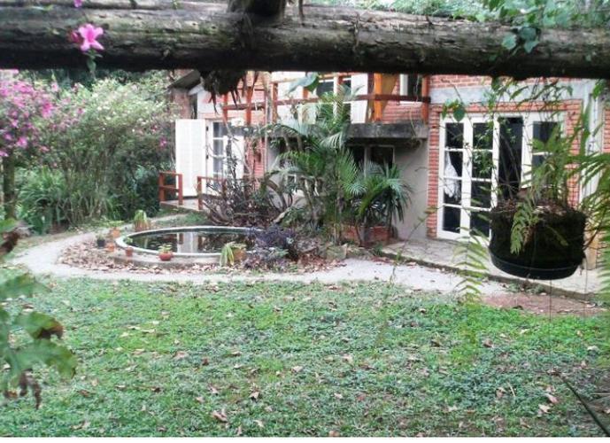 Casa em Condomínio Fechado - Casa em Condomínio a Venda no bairro Granja Viana - Cotia, SP - Ref: CAS036