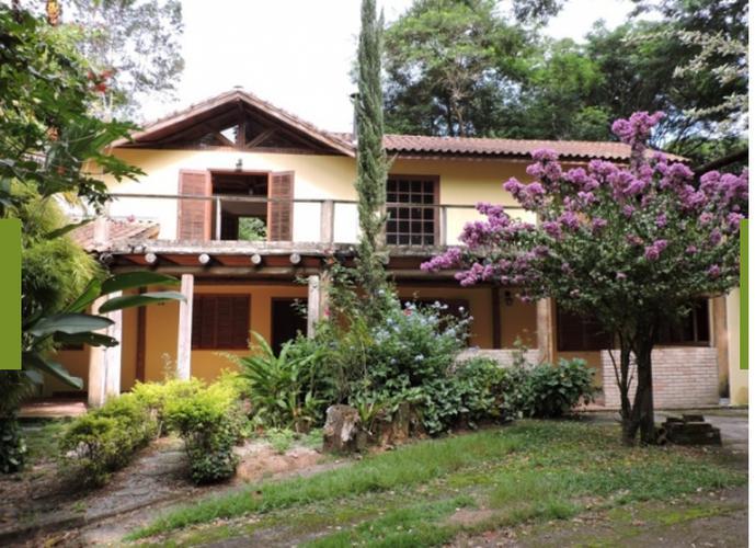 PERMUTA / TROCA PARCIAL - Casa em Condomínio a Venda no bairro Jardim Pioneira - Cotia, SP - Ref: CAS029