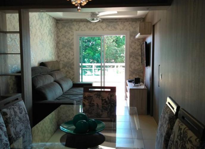 Condomínio Itália - Apartamento a Venda no bairro Vila Dainese - Americana, SP - Ref: EVAP023