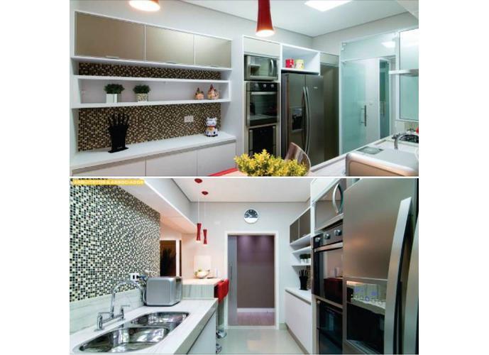 Edificio VILAUGUS - Apartamento a Venda no bairro Jardim São Vito - Americana, SP - Ref: EVAP021