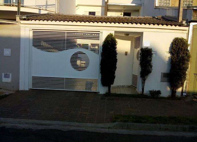 Sobrado a Venda no bairro Parque Residencial Jaguari - Americana, SP - Ref: EVSOB011