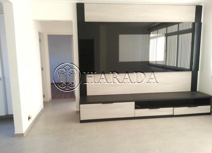 Apto 80 m2,2 dm c/ vaga na Vila Clementino - Apartamento para Aluguel no bairro Vila Clementino - São Paulo, SP - Ref: HA47