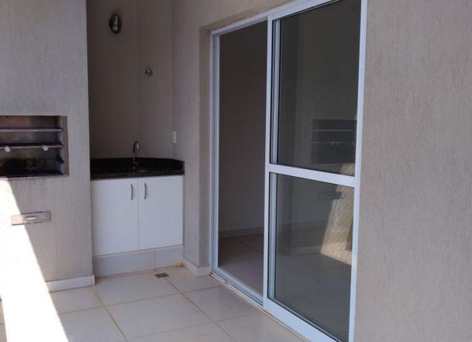 Apartamento 2 suítes com quintal - Apartamento a Venda no bairro Nova Aliança - Ribeirão Preto, SP - Ref: AP1356
