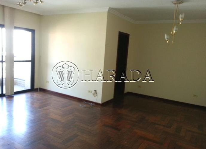 Excelente apto 115 m2,3 dm e 2 vagas na Praça da Árvore - Apartamento para Aluguel no bairro Chácara Inglesa - São Paulo, SP - Ref: HA139A
