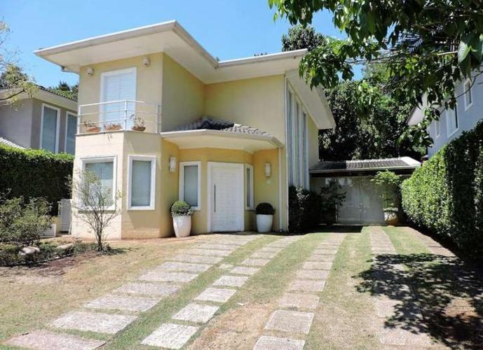 Villa de La Rocca - 3 suítes, linda! Spa e Gourmet! - Casa em Condomínio a Venda no bairro Granja Viana - Carapicuíba, SP - Ref: CAS0063