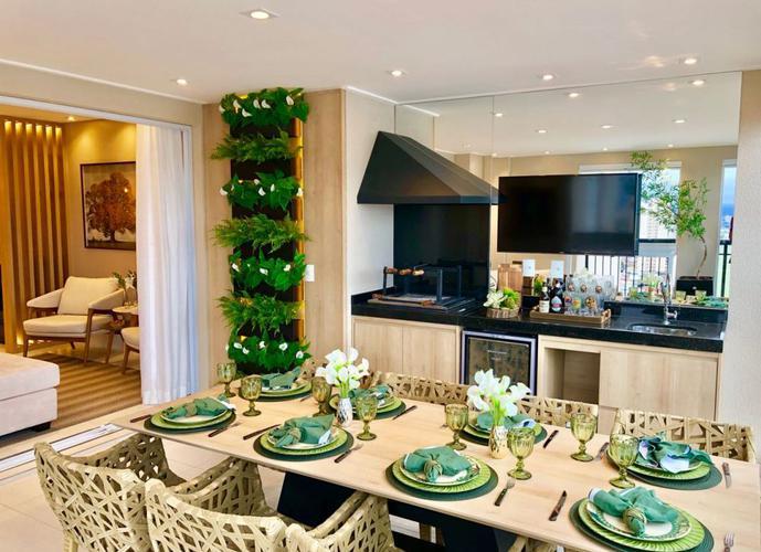 Lindo c/ Estilo Neoclássico - Apartamento a Venda no bairro Mooca - São Paulo, SP - Ref: EN00790