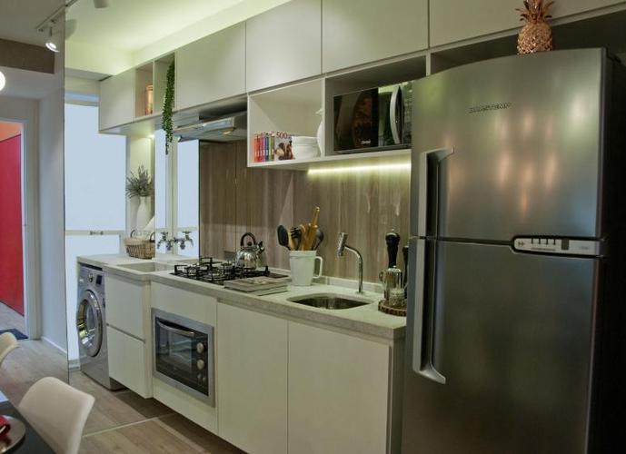 MCMV NO CAMBUCI 5 MIN DO METRÔ E SHOPPING - Apartamento a Venda no bairro Cambuci - São Paulo, SP - Ref: EN09729