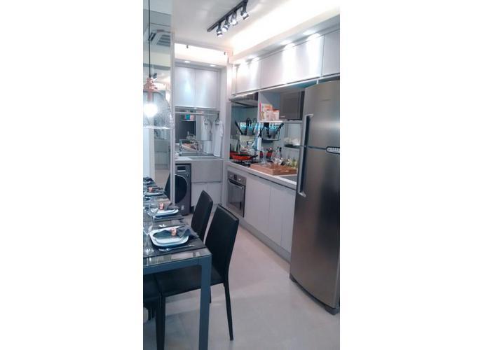 MINHA CASA MINHA VIDA NO CAMBUCI EM FRENTE AO SHOPPING - Apartamento a Venda no bairro Cambuci - São Paulo, SP - Ref: EN44033
