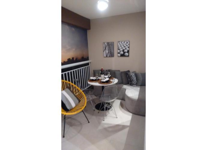CHARMOSO MCMV C/ 1 DORM NO CAMBUCI - Apartamento a Venda no bairro Cambuci - São Paulo, SP - Ref: EN50600