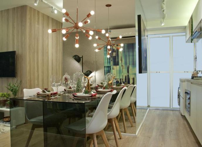 MINHA CASA MINHA VIDA NO CAMBUCI AO LADO DO SHOPPING E METRÔ - Apartamento a Venda no bairro Cambuci - São Paulo, SP - Ref: EN88975