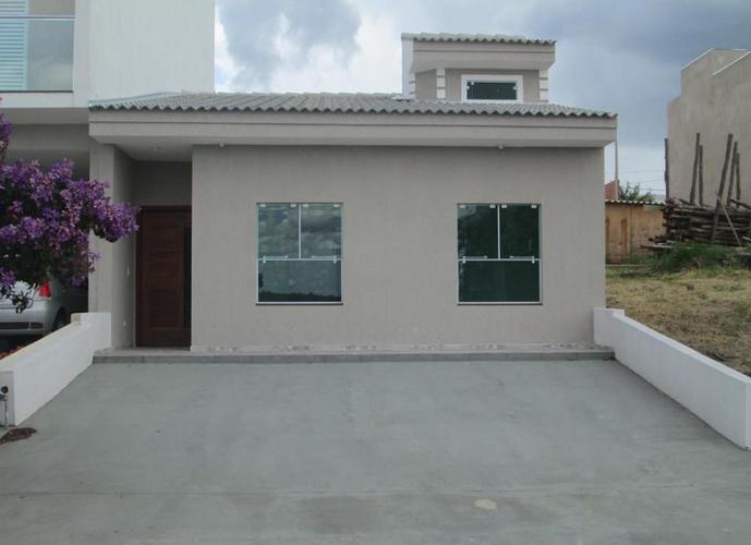 Casa térrea nova Condominio Horto Florestal 2 - Casa em Condomínio a Venda no bairro Horto Florestal - Sorocaba, SP - Ref: CA026