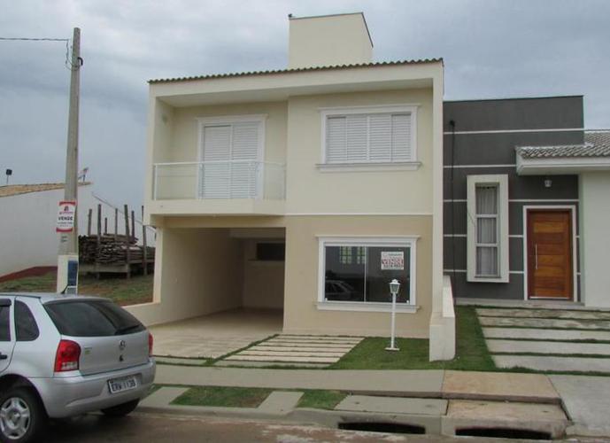 Sobrado Condomínio Horto Florestal 1 - Casa em Condomínio a Venda no bairro Parque São Bento - Sorocaba, SP - Ref: CA023