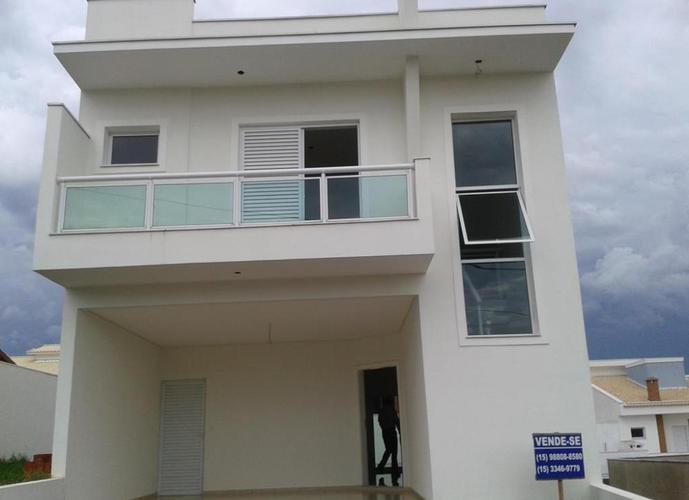 CONDOMÍNIO RESIDENCIAL GOLDEN PARK RESIDENCE 2 - Casa em Condomínio a Venda no bairro Parque São Bento - Sorocaba, SP - Ref: CA018