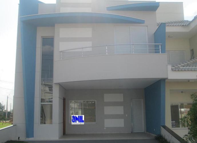 Sobrado Condominio Golden Park Residence 2 - Casa em Condomínio a Venda no bairro Parque São Bento - Sorocaba, SP - Ref: CA015