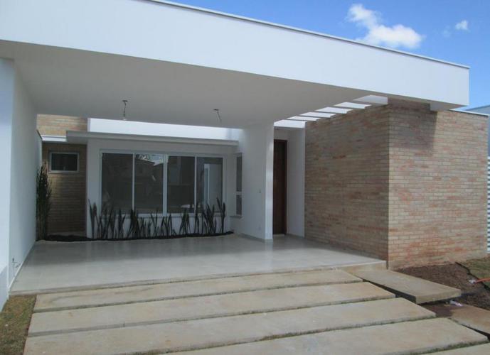 Casa Nova Condomínio Residencial Golden Park Alfa - Casa em Condomínio a Venda no bairro Jardim Novo Horizonte - Sorocaba, SP - Ref: CA012