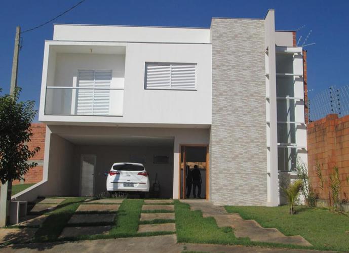 Sobrado novo Condominio Golden Park residence 2 - Casa em Condomínio a Venda no bairro Parque São Bento - Sorocaba, SP - Ref: CA020