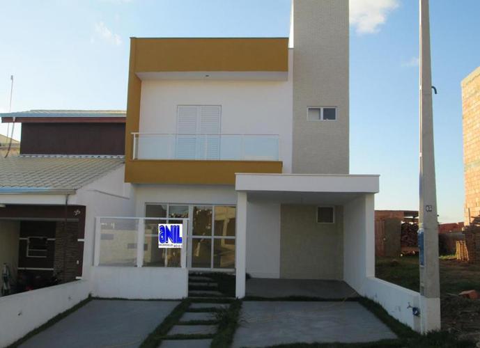 Sobrado Novo Condomínio Golden Park  Residence 2 - Casa em Condomínio a Venda no bairro Parque São Bento - Sorocaba, SP - Ref: CA019