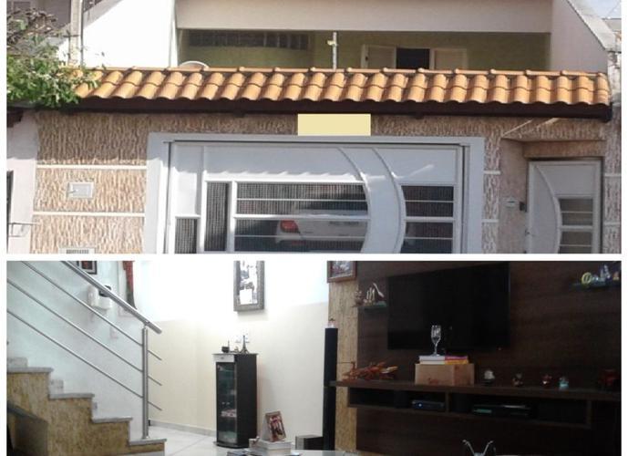 Sobrado a Venda no bairro Jaguari - Americana, SP - Ref: EV1084335