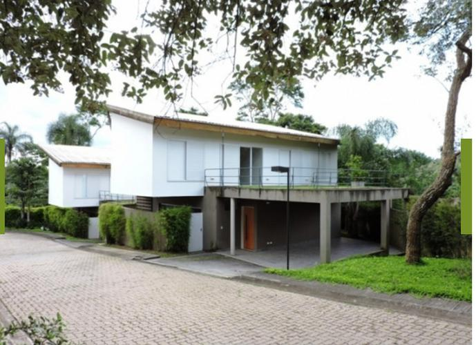 PERMUTA / TROCA PARCIAL - Casa em Condomínio a Venda no bairro Granja Viana - Cotia, SP - Ref: CAS026