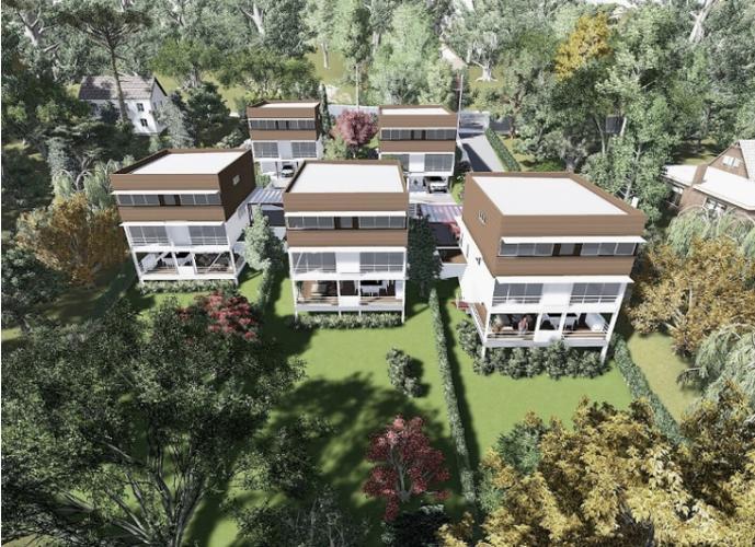LANÇAMENTO / CENTRO DA GRANJA VIANA/ VILA CINCO - Casa em Condomínio a Venda no bairro Granja Viana - Cotia, SP - Ref: CASO61