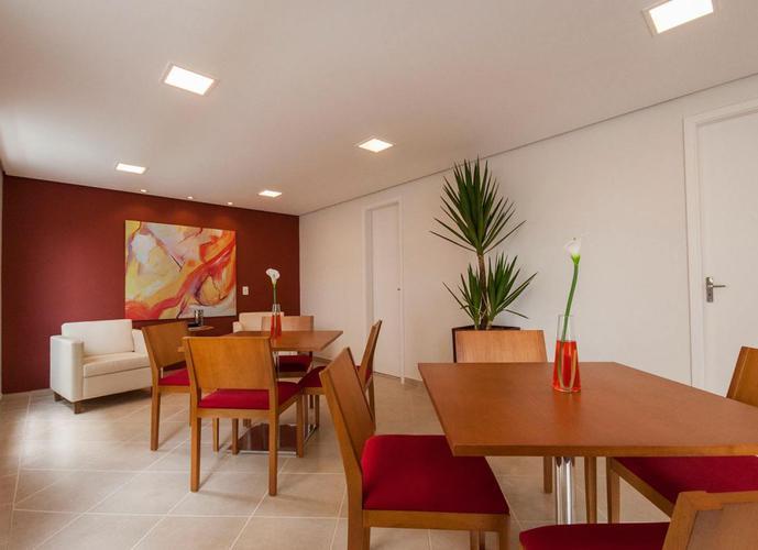 APTO NOVINHO 2 DORMS PRÓX. METRÔ CAMPO LIMPO - Apartamento a Venda no bairro Morumbi - São Paulo, SP - Ref: EN91859