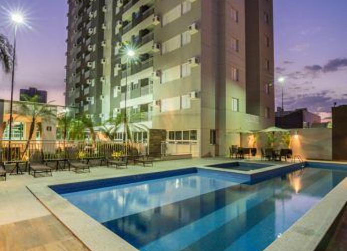 Apartamento 2 e 3 dormitórios com sacada e lazer completo - Apartamento a Venda no bairro Iguatemi - Ribeirão Preto, SP - Ref: AP1340