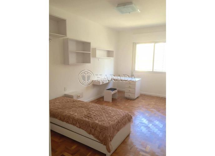 Apto 3 dm,sendo 1 suíte,2 vagas no metro Brigadeiro - Apartamento para Aluguel no bairro Bela Vista - São Paulo, SP - Ref: HA137
