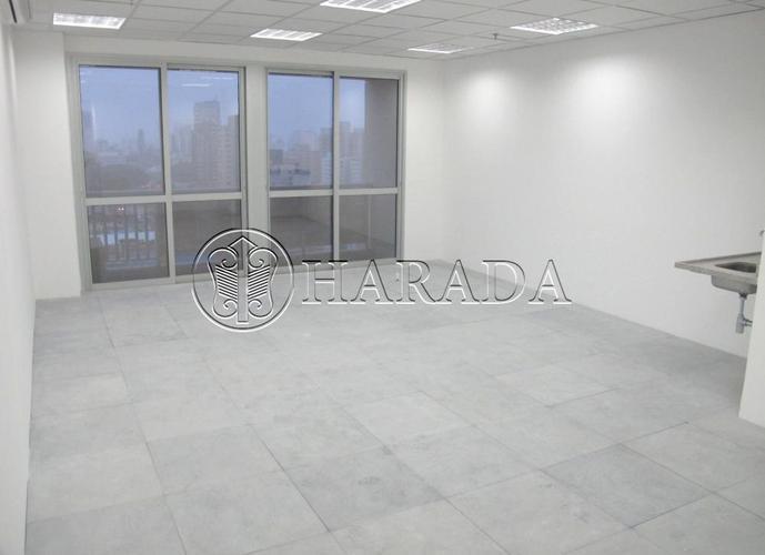 Sala para escritório ao lado do metrô Ana Rosa - Sala Comercial para Aluguel no bairro Vila Mariana - São Paulo, SP - Ref: HA29