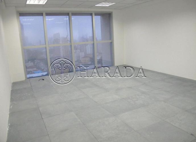 Sala 80 m2 com mezanino ao lado do metrô Ana Rosa - Sala Comercial para Aluguel no bairro Vila Mariana - São Paulo, SP - Ref: HA30