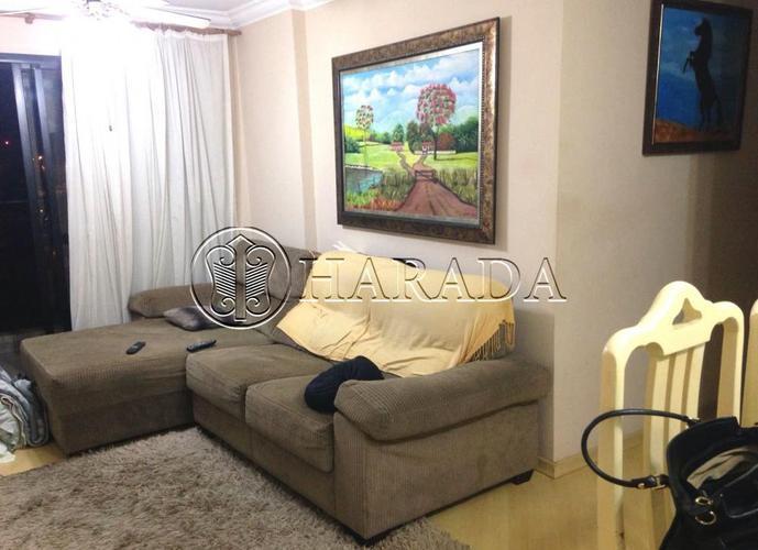 Excelente apto 3 dm,3 vagas ao lado do metrô - Apartamento para Aluguel no bairro Jardim Parque Jabaquara - São Paulo, SP - Ref: HA161A