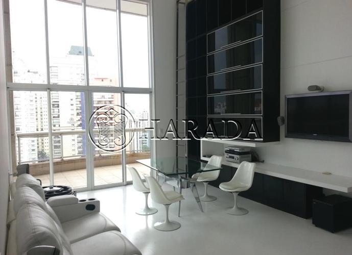 Flat 160 m2 na Vl Nova Conceição - Apartamento Alto Padrão para Aluguel no bairro Vila Nova Conceição - São Paulo, SP - Ref: HA190