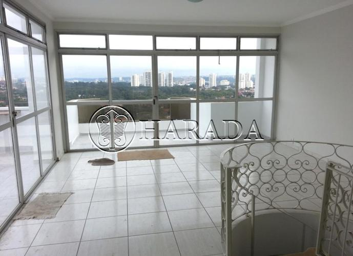 Cobertura 240 m2 na Chácara Santo Antônio - Cobertura Duplex para Aluguel no bairro Chácara Santo Antônio - São Paulo, SP - Ref: HA36