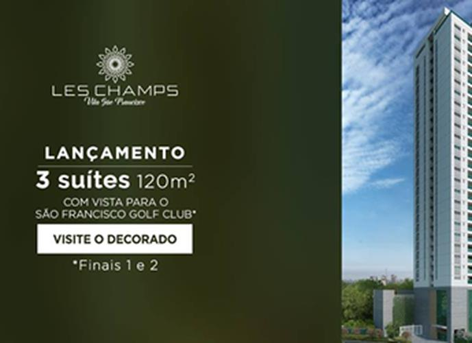 Le Champs - Apartamento Alto Padrão a Venda no bairro Vila San Francisco - Osasco, SP - Ref: LA06899